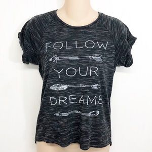Freeze Follow Your Dreams Graphic Tee High